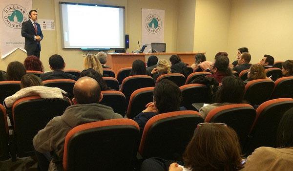Ses Terapisi Toplantısı Üsküdar Üniversitesi'nde yapıldı!